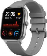Смарт-часы Amazfit GTS Lava grey (526888)