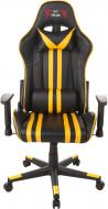 Крісло GT Racer X-2504-M чорно-жовтий