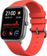 Смарт-часы Amazfit GTS Vermillion orange (538919)