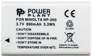 Акумулятор PowerPlant Minolta NP-200 890мА*ч (DV00DV1051)