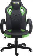 Кресло GT Racer X-2752 черно-зеленый
