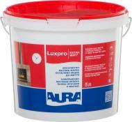Фарба Aura Luxpro ExtraMatt білий 5л 7,05кг