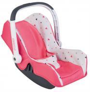 Крісло-переноска Smoby для ляльок Maxi-Cosi&Quinny рожеве 240228