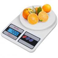 Весы кухонные электронные Digital Lion SF400 до 10 кг Белые