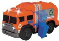 Машинка Dickie Toys Сміттєвоз з баком зі звуковими та світловими ефектами 3306001