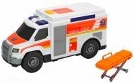 Швидка допомога Dickie Toys з ношами зі звуковими та світловими ефектами 3306002