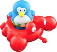 Іграшка для ванної Water Fun Веселий краб 23200