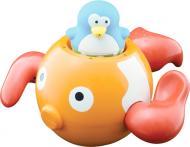 Іграшка для ванної Water Fun Пінгвінчик на золотій рибці 23142