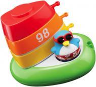 Іграшка для ванної Water Fun Пінгвінчик на човниках 23141