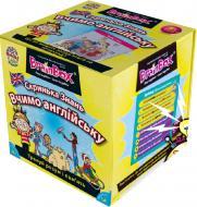 Игра настольная BrainBox Сундучок знаний. Учим английский 98352