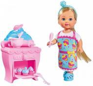 Кукольный набор Simba Steffi & Evi Love Кондитерская с аксессуарами