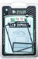 Захист екрана PowerPlant Canon 7D (PLCAN7D)