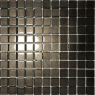 Плитка Керамік Полісся мозаїка Dark brown 30x30