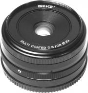 Об'єктив Meike 28 mm f/2.8 MC E-mount для Sony