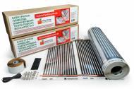Комплект для теплої підлоги Monocrystal 2 кв.м 400 Вт під все покриття ЕНП-12К
