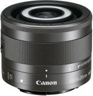 Об'єктив Canon EF-M 28mm f/3.5 Macro STM