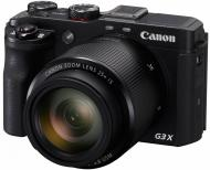 Фотоапарат Canon Powershot G3 X black