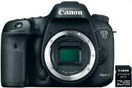 Фотоапарат Canon EOS 7D Mark II WiFi-адаптер W-E1 black