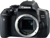 Фотоапарат Canon EOS 750D 18-55mm DC III black