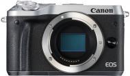 Фотоапарат Canon EOS M6 Body silver