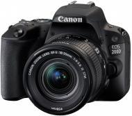 Фотокамера Canon EOS 200D kit 18-55 IS STM black