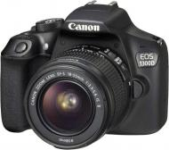 Фотоапарат Canon EOS 1300D EF-S 18-135mm IS Kit