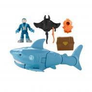 Ігровий набір Imaginext Полювання на акулу в асортименті GKG78