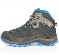 Ботинки McKinley Discover Mid AQX W 245935-901043 р. 38 серый