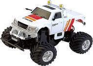 Автомобиль на р/у Great Wall Toys Джип микро бело-красный 1:58 GWT2207-6