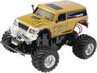 Автомобиль на р/у Great Wall Toys Джип микро коричневый 1:58 GWT2207-2