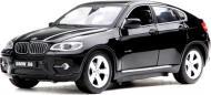 Автомобиль на р/у Meizhi BMW X6 черный 1:24 MZ-25019Ab