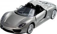 Автомобиль на р/у Meizhi Porsche 918 серый 1:24 MZ-25045Ag