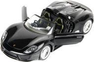 Автомобиль на р/у Meizhi Porsche 918 черный 1:24 MZ-25045Ab