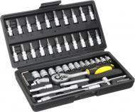 Набір ручного інструменту Сталь 46 шт. 70014