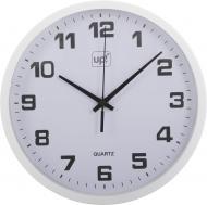 Годинник настінний білий 25 см UP! (Underprice)
