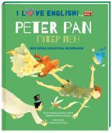 Книга Джеймс М. Баррі «Пітер Пен» 978-617-7563-39-5