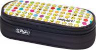 Пенал Be.Bag Case Smileyworld Faces 50015214 Herlitz різнокольоровий