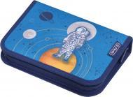 Пенал Universe Космос 31 предмет 50014378 Herlitz синій
