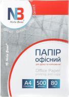 Папір офісний Nota Bene A4 80 г/м 500 аркушів білий