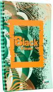 Книга для нотаток Office Black & Bright А5 40 аркушів orange Uprofi plan