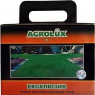 Насіння Agrolux газонна трава Ексклюзив 1 кг