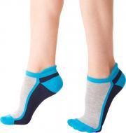 Шкарпетки жіночі Giulia WS Sport-01 р. 36-38 блакитний 1 пар