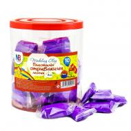 Пластилін легкий стрибаючий 6 г, фіолетовий Nota Bene