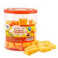 Пластилін легкий стрибаючий 6 г, помаранчевий Nota Bene