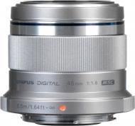 Об'єктив Olympus M.Zuiko Digital ET-M4518 45mm f/1.8