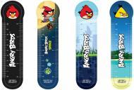 Набір закладинок для книг Angry Birds AB03691 4 шт. Cool For School