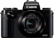 Фотоапарат Canon PowerShot G5 X black