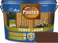 Деревозащитное средство Pinotex fence lazur тик мат 10 л