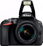 Фотоапарат Nikon D5600 AF-P 18-55mm VR Kit black