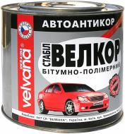 Мастика антикорозійна бітумно-полімерна VELVANA Велкор-Стабіл 1,8 кг